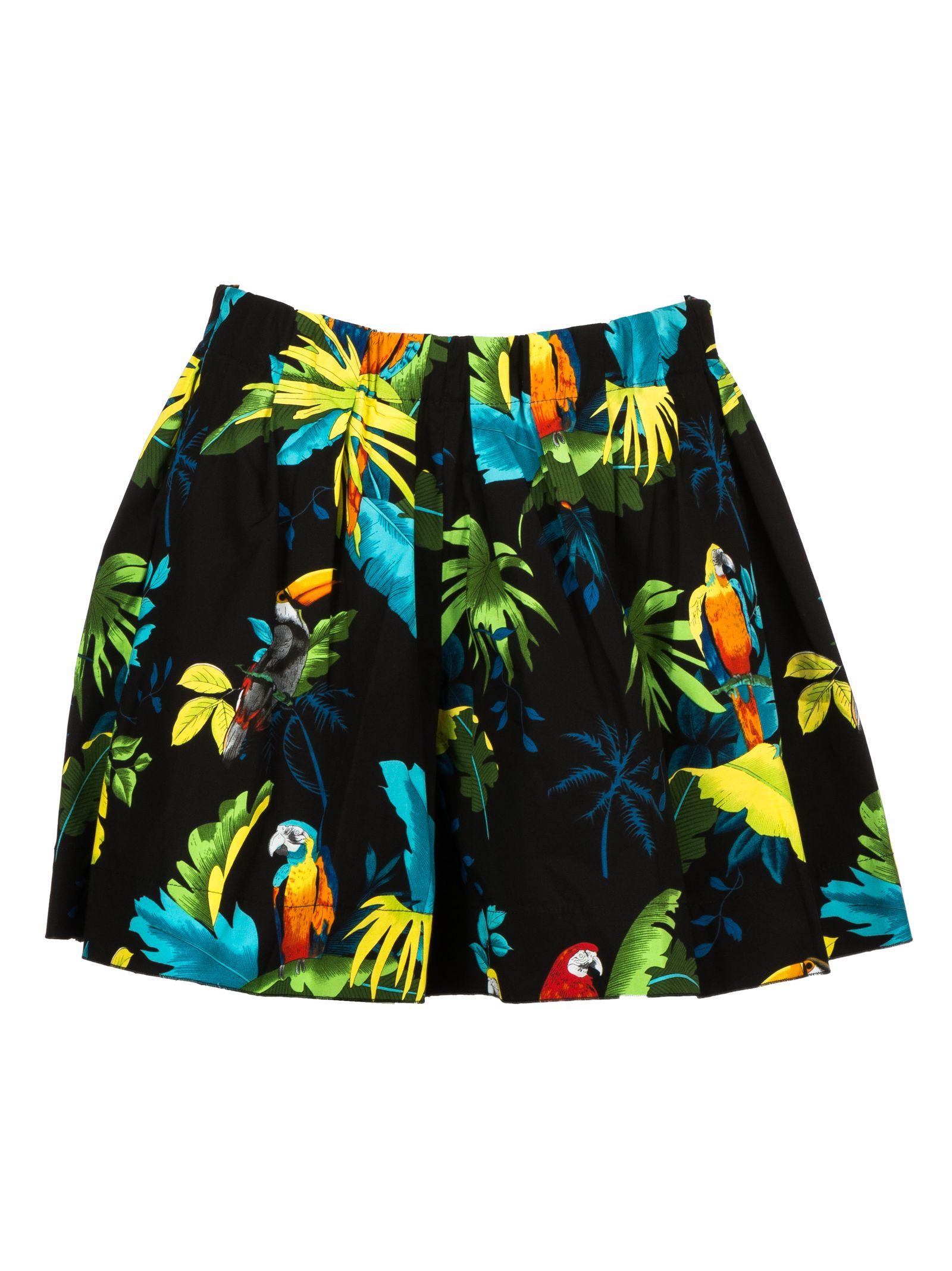 marc jacobs female marc jacobs parrots shorts