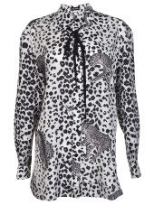 Markus Lupfer Hiding Leopard Shirt