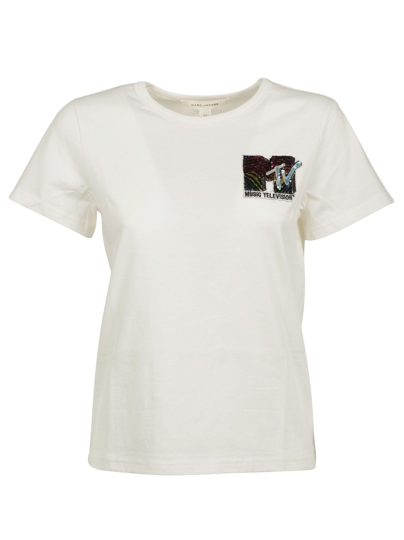 marc jacobs female marc jacobs mtv tshirt