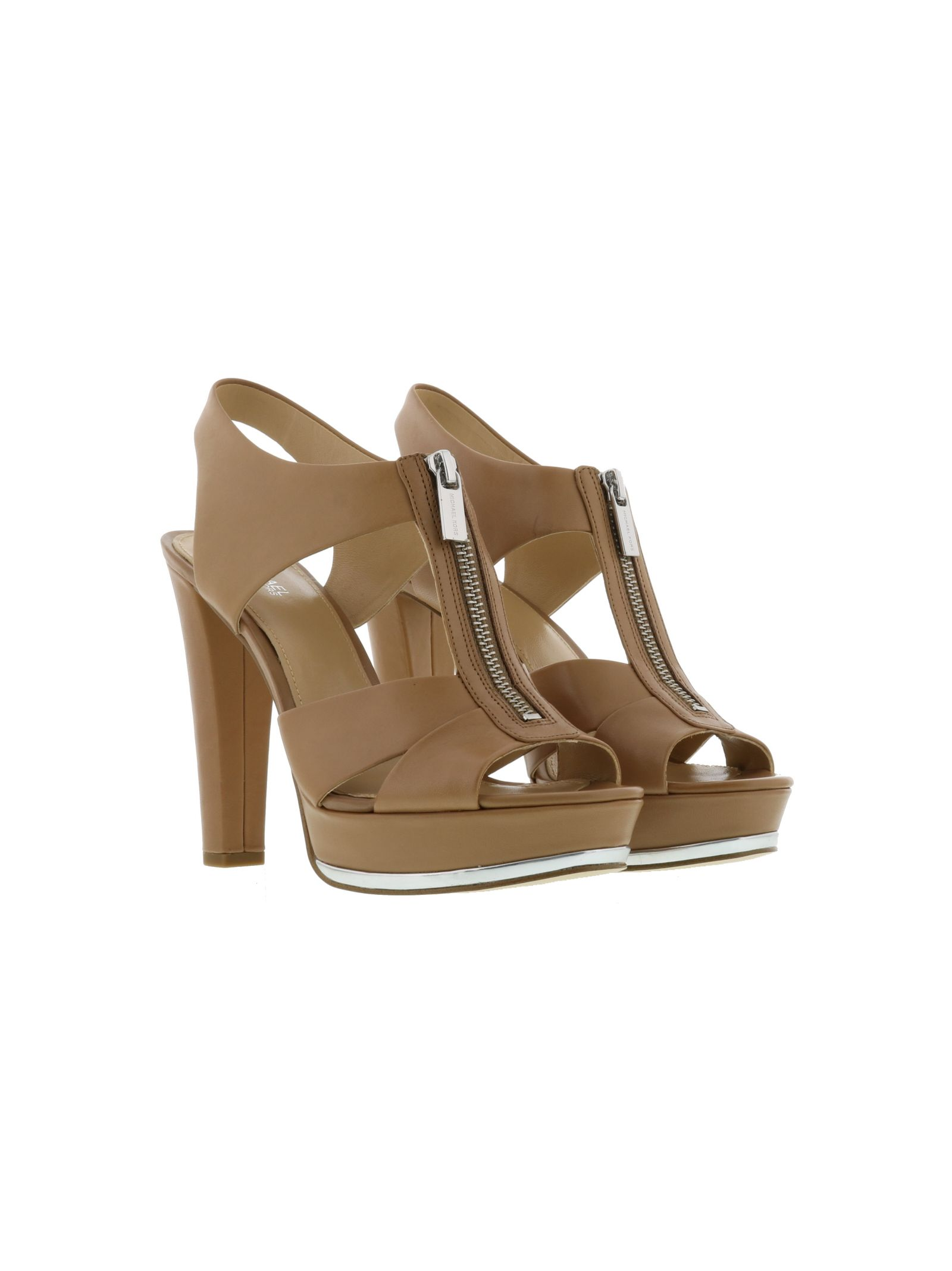 michael kors female michael kors bishop sandals