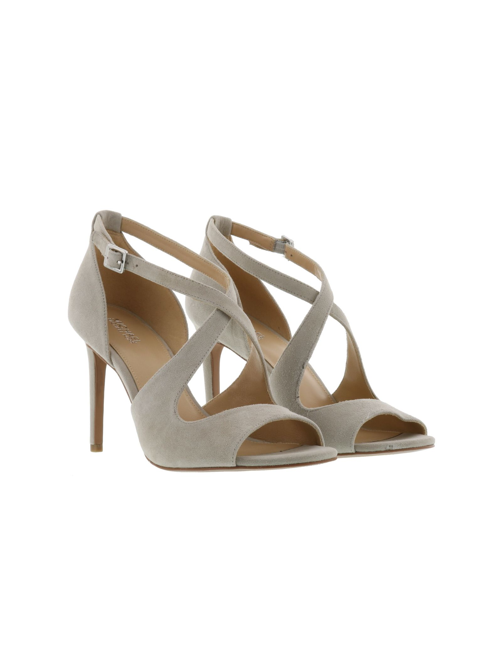 michael kors female michael kors estee sandals