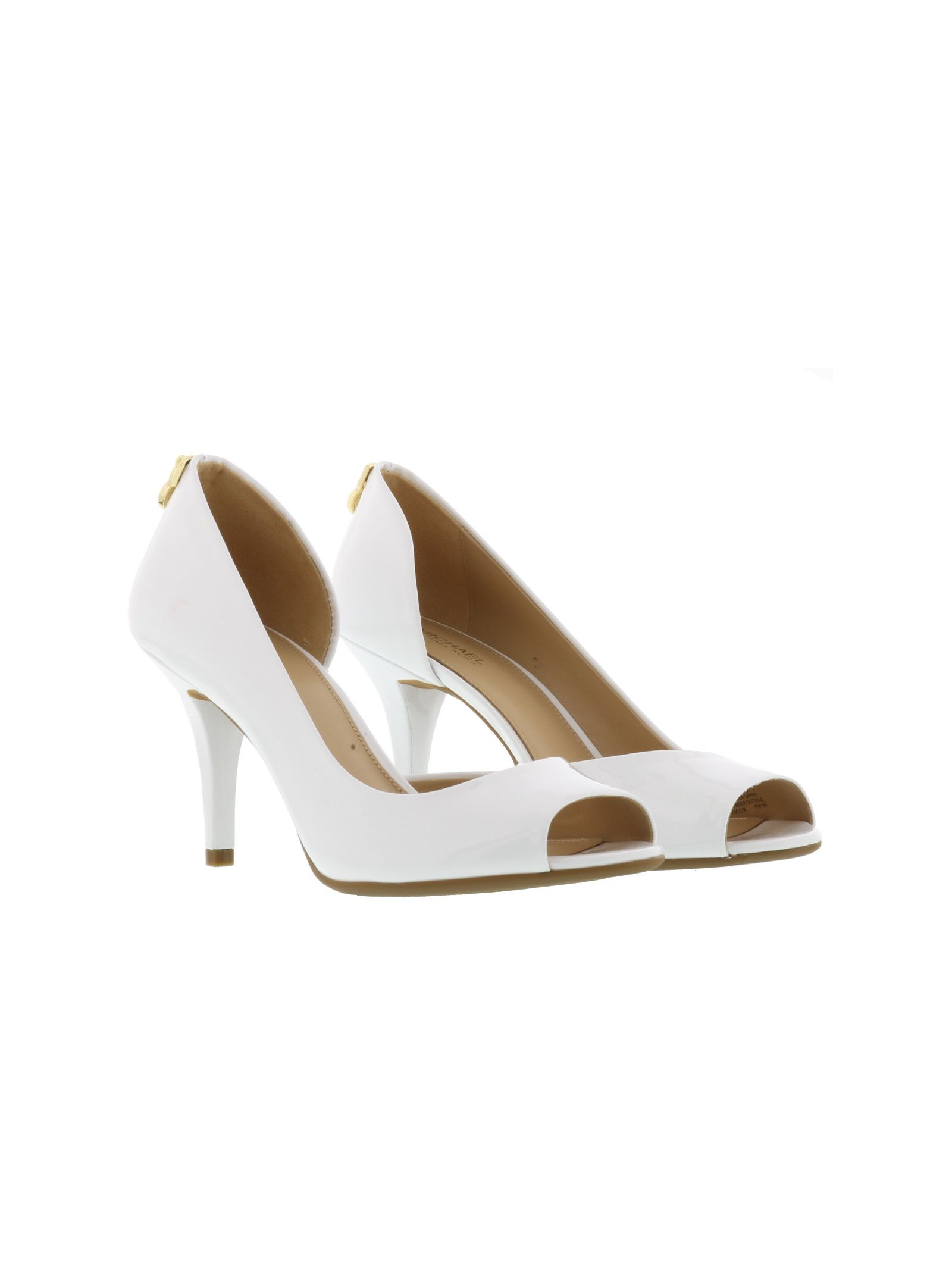 michael kors female michael kors hamilton open toe