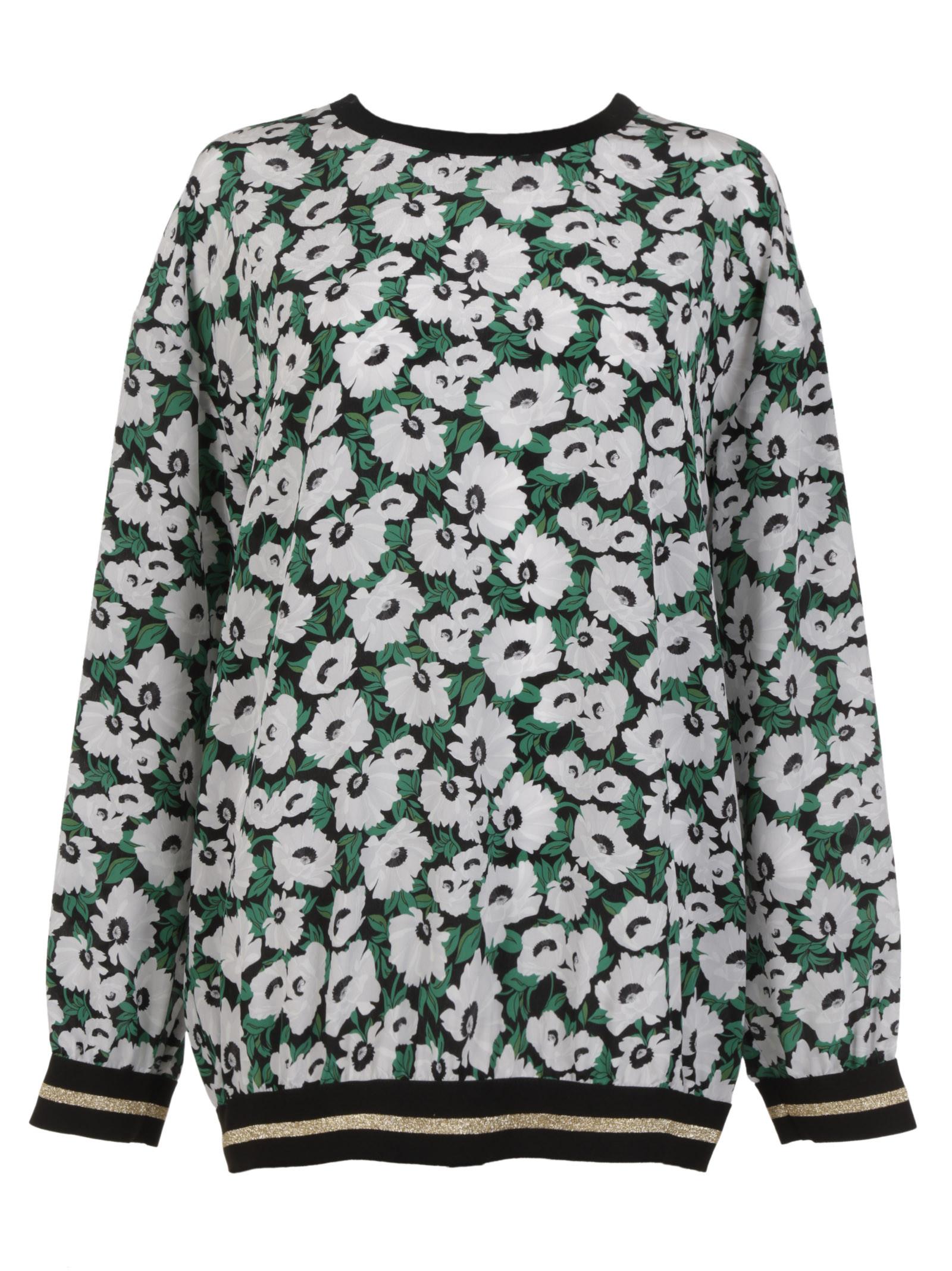 Stella McCartney Poppy Print Ines Sweatshirt - Stella McCartney - Hair