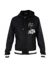 Car&palm Hooded Jacket