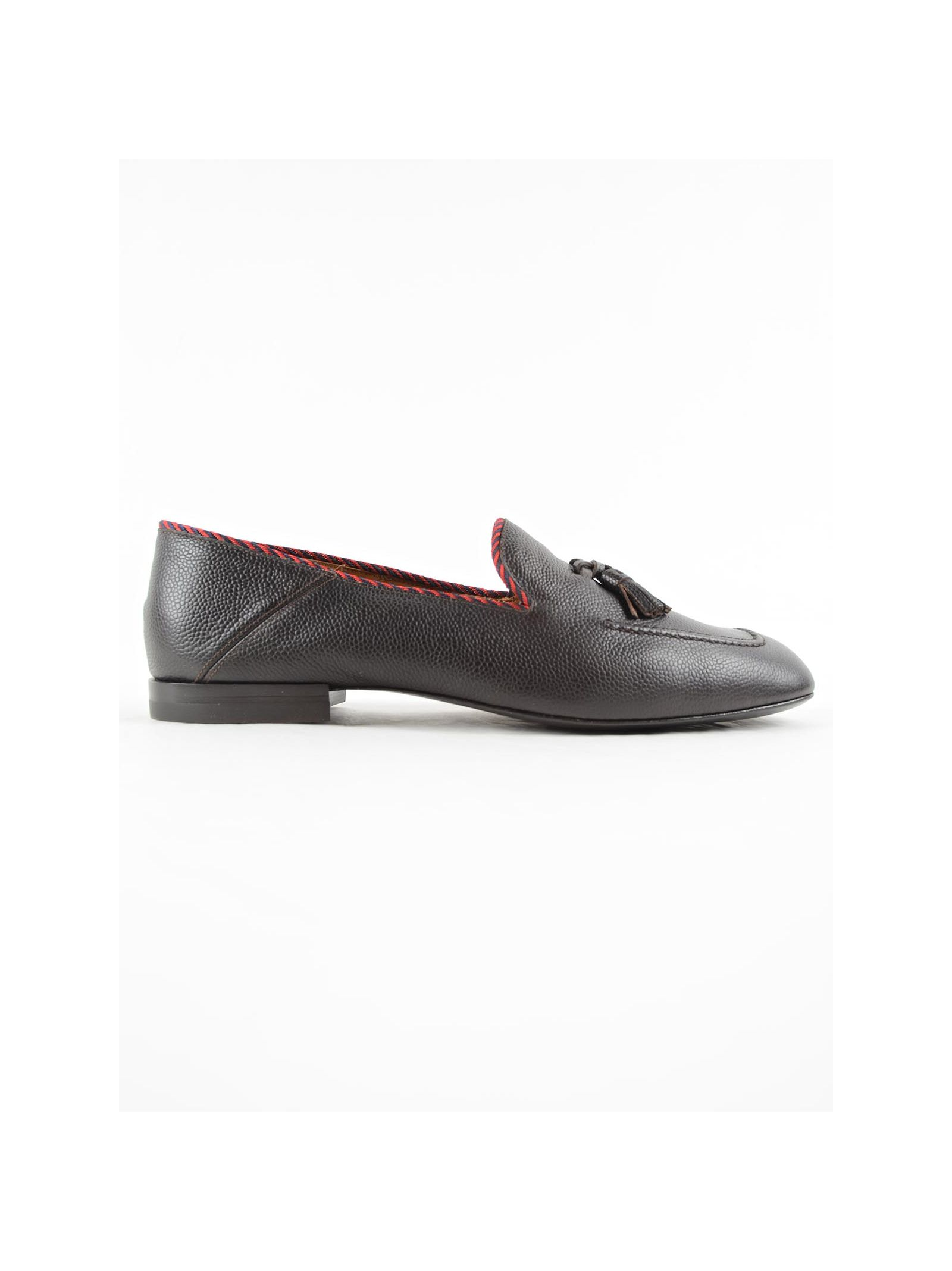 gucci male gucci canterbury tasselled loafer