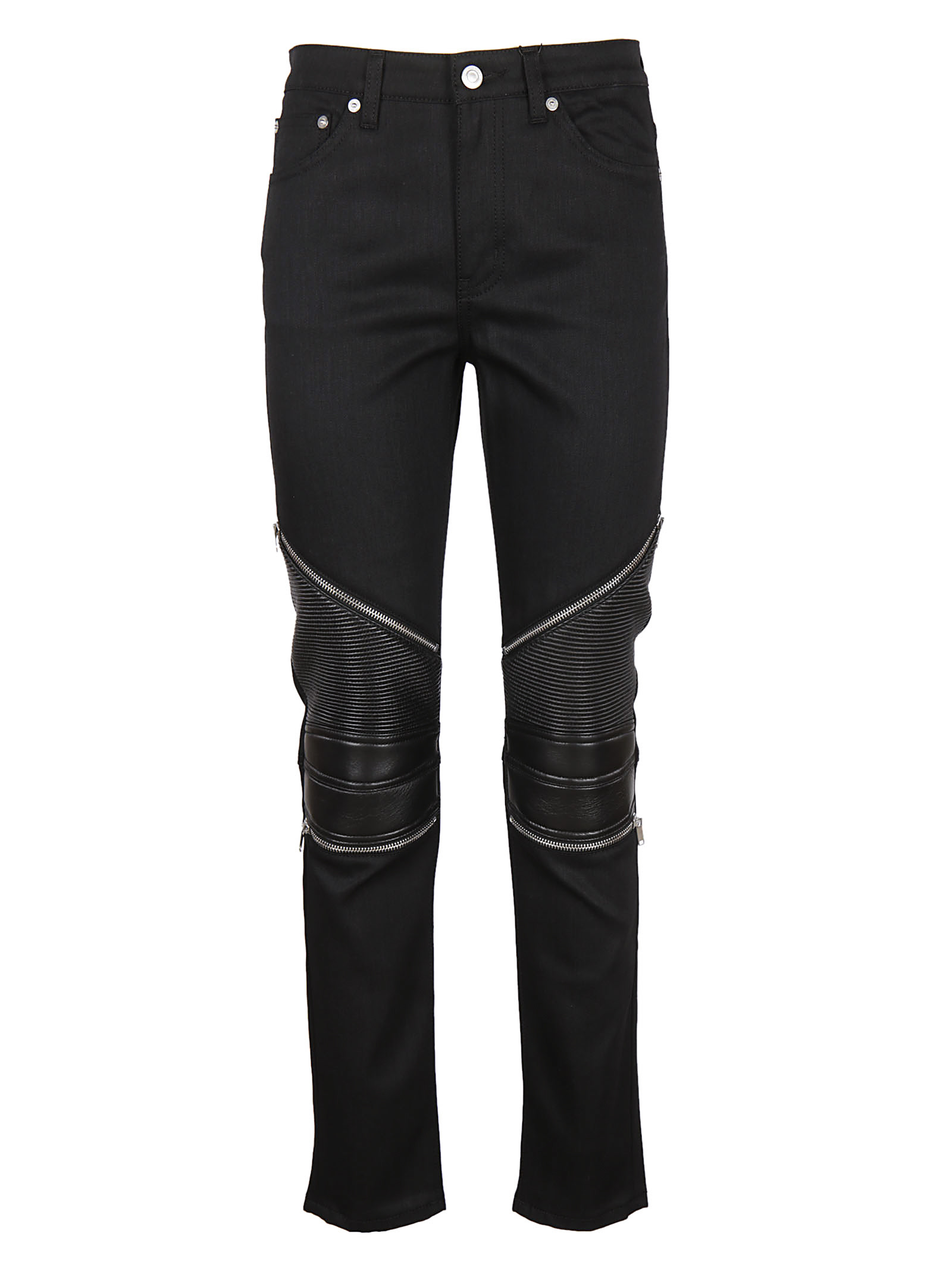 Saint Laurent Zipped Jeans Trousers