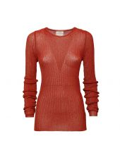 Forte Forte Knitted Crew Neck Sweater