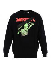 Black Mirror Skull Sweatshirt