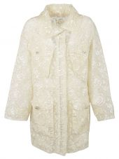 Ermanno Scervino Lace Coat