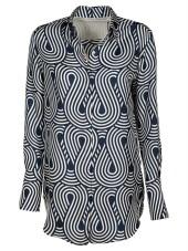 Victoria Beckham Printed Shirt