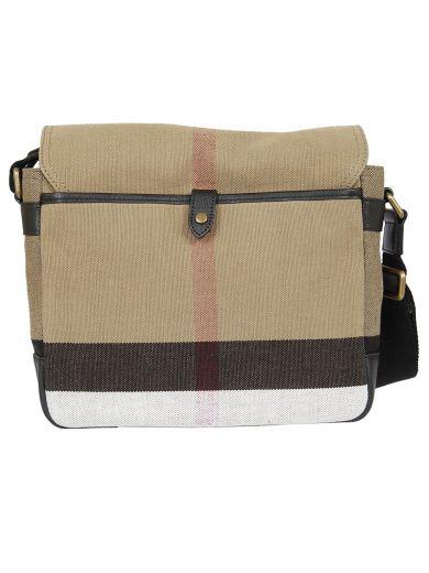 BURBERRY Burberry House Check Shoulder Bag