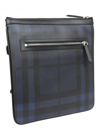 BURBERRY Burberry Checked Shoulder Bag