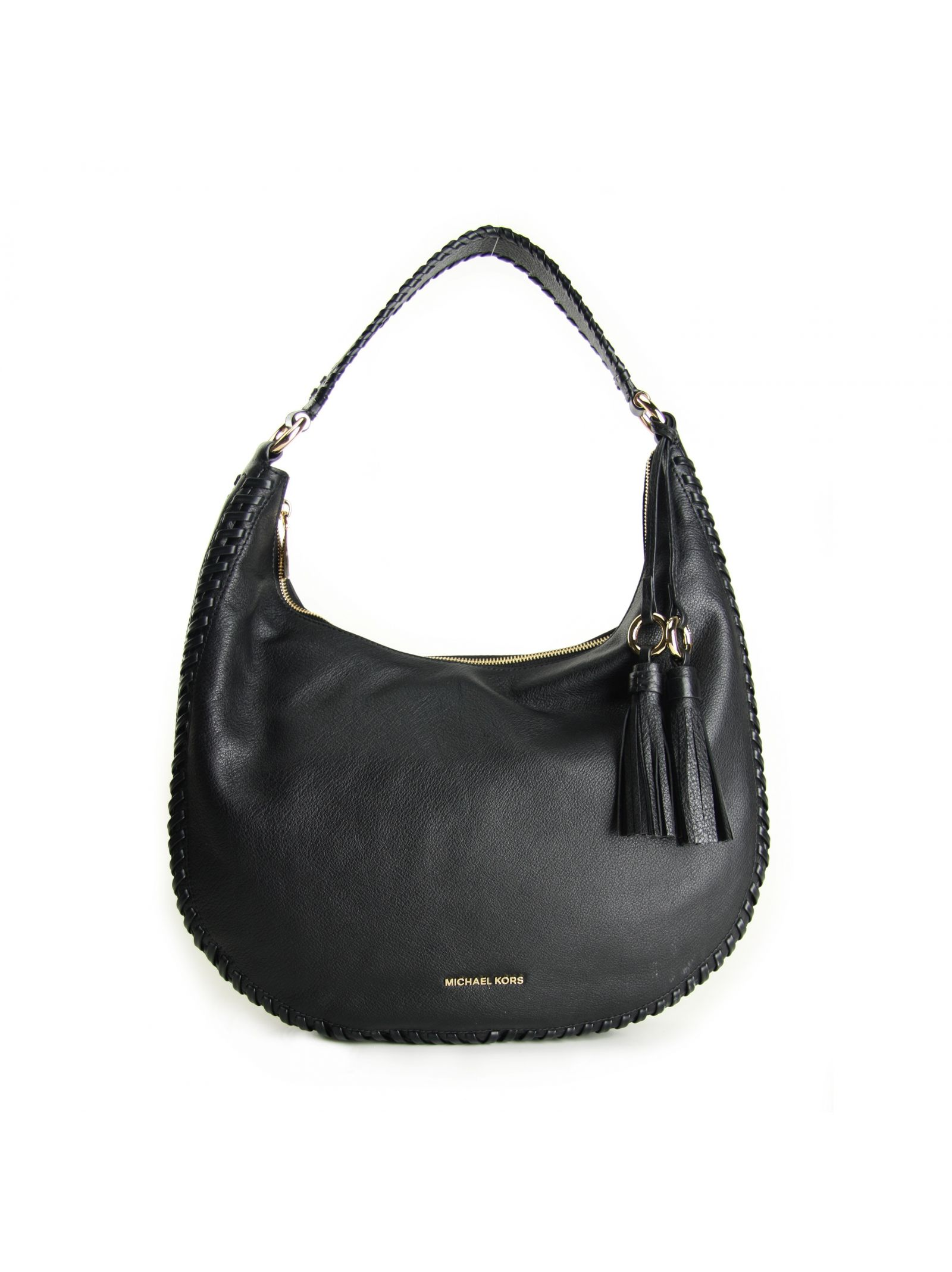 Lauryn Large Shoulder Bag Michael Michael Kors Black