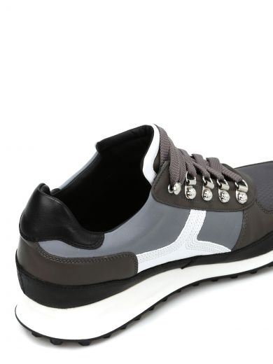 DSQUARED2 Dsquared2  Dean Goes Hiking Leather Shoes