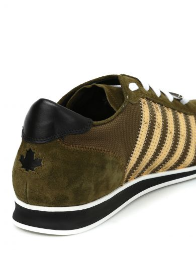 DSQUARED2 Dsquared2  New Runner Sneakers