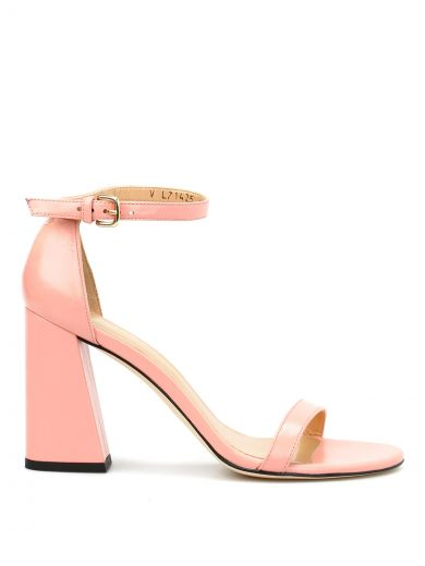 STUART WEITZMAN Stuart Weitzman  Walkway Leather Sandals