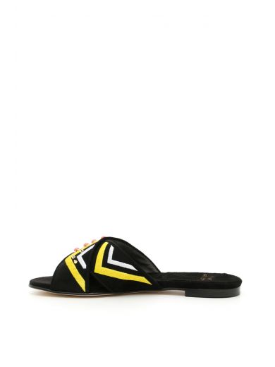 STUART WEITZMAN Buttoncandy Sandals
