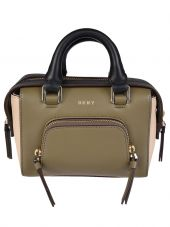 Dkny Contrast Shoulder Bag