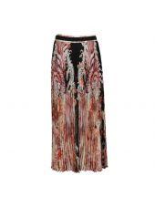 Roberto Cavalli Floral Skirt