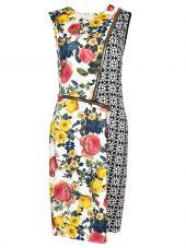 Fausto Puglisi Zip Detail Dress