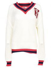 Tommy Hilfiger Mesh Knit Sweater