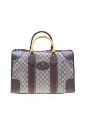 Gucci Gg Supreme Duffle Bag