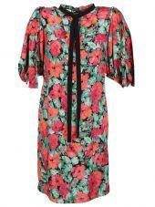 Gucci Printed Floral Dress