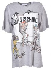 Moschino Rat-a-porter T-shirt