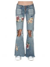 One Teaspoon Le Cats Jeans