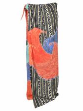 Stella Jean Printed Long Skirt