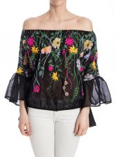 Black Coral - Patty Dory Shirt