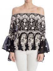 Black Coral - Patty Jenny Shirt
