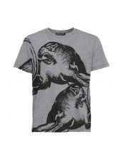 Valentino Panther Printed T-shirt