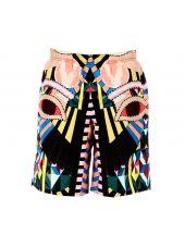 Crazy Cleopatra Print Swimwear