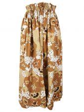 Chloé Floral Print Skirt