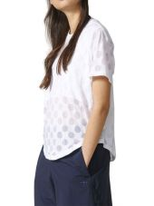 Adidas T-shirt Burnout Dots