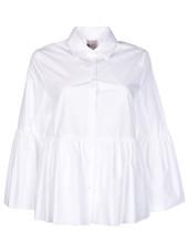 Stella Jean Imminente Ruffled Shirt