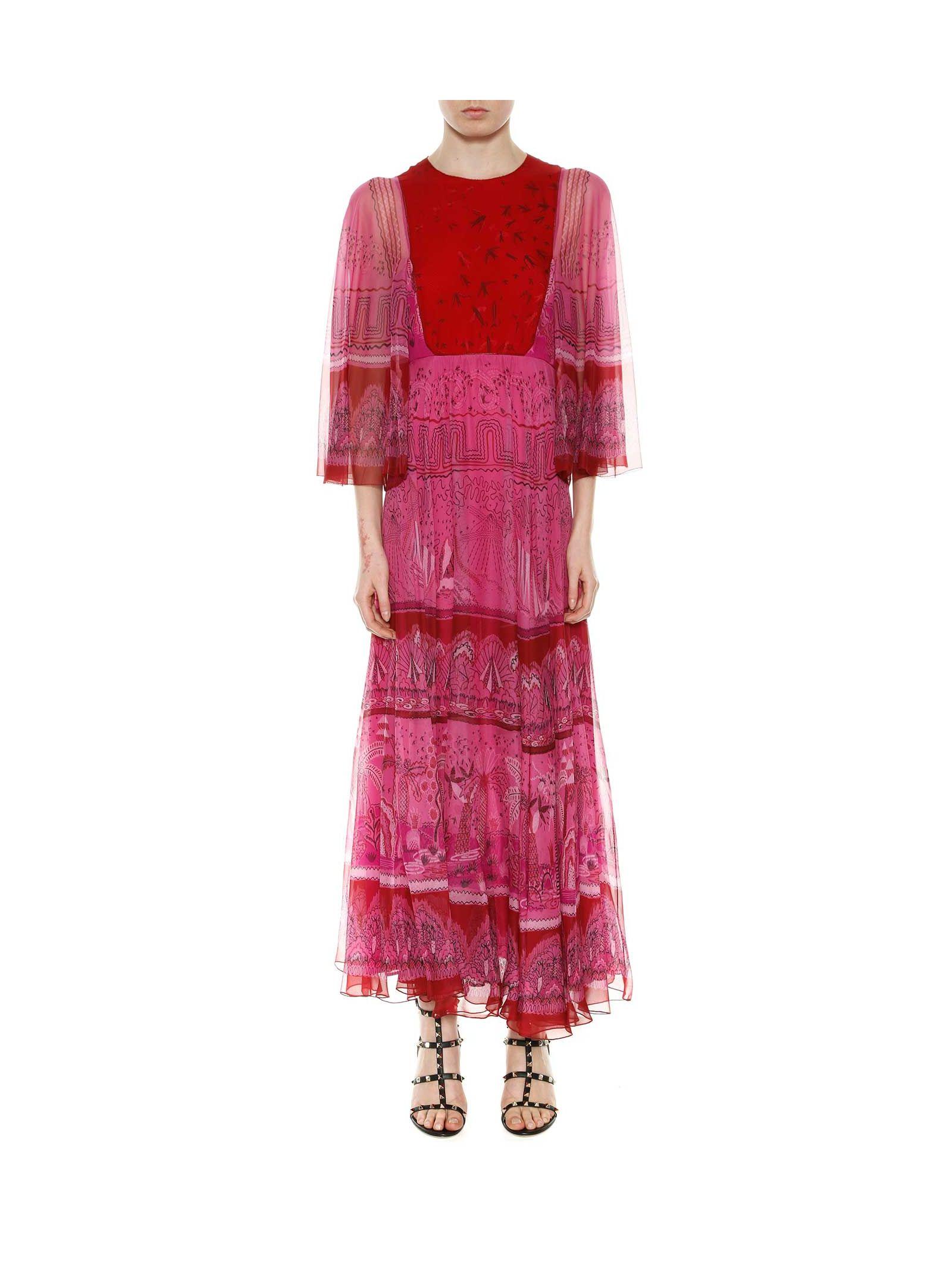 Rochie lungă VALENTINO Long