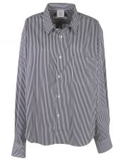 Vetements Striped Shirt