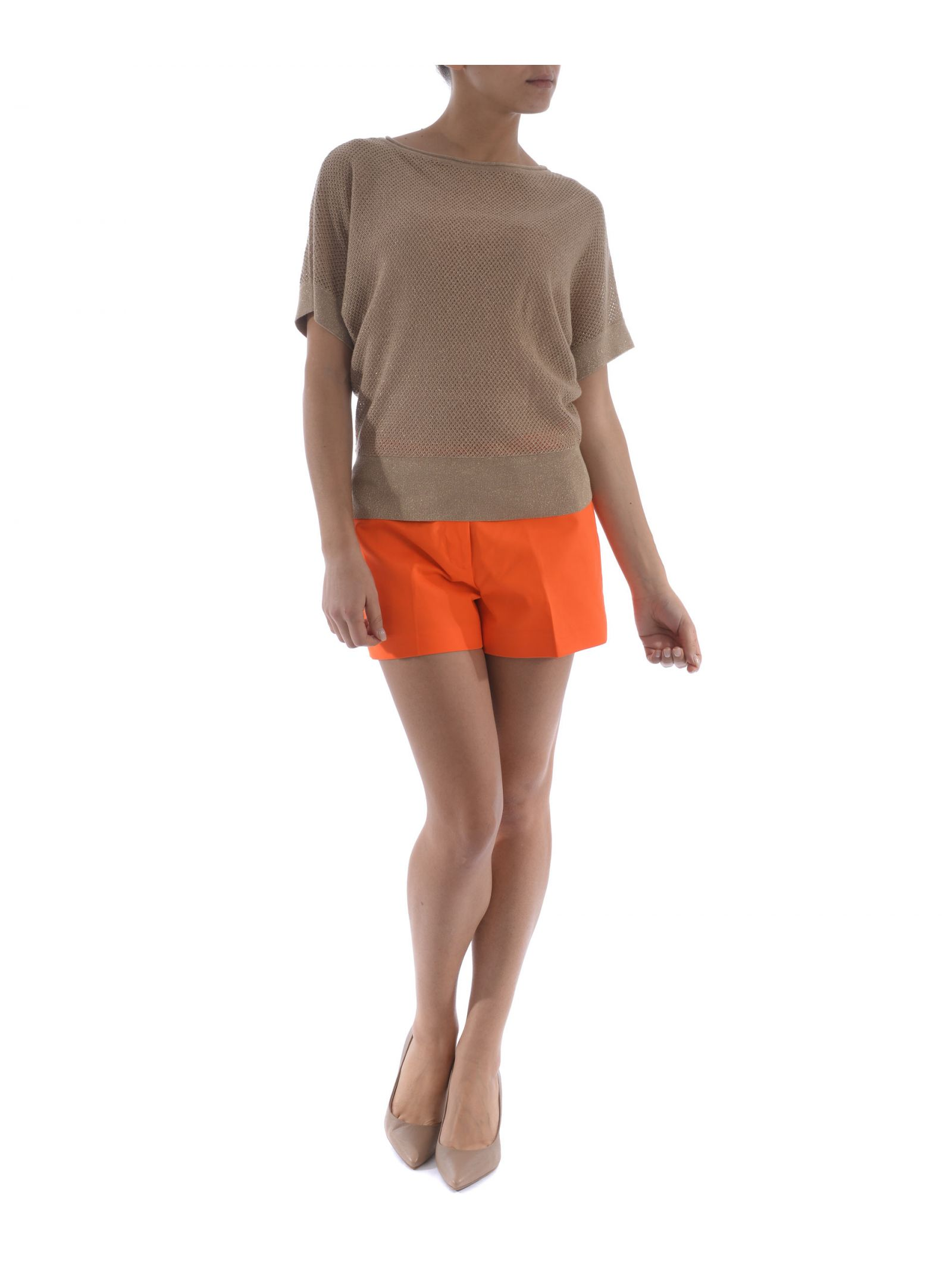 michael kors female michael kors knitted top