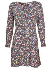 Wyldr Love Ready Floral Printed Tea Dress