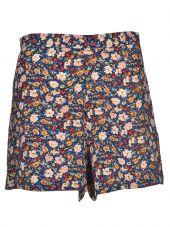 Wyldr Clockwork Floral Print Shorts