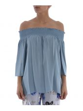 Theory Off-shoulders Blouse