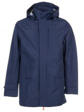 Save The Duck Flap Pocket Hooded Jacket