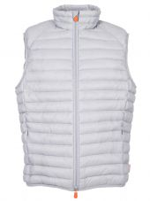 Save The Duck High Collar Padded Gilet