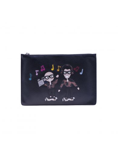 DOLCE & GABBANA Dolce & Gabbana Clutch Bag at Italist.com