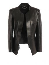 Alexander Mcqueen Leather Jacket