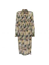 Dries Van Noten Floral Print Dress