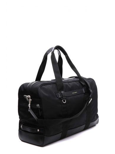 DOLCE & GABBANA Dolce & Gabbana Nylon And Leather Bag