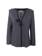 Armani Collezioni Blend Cotton Blazer